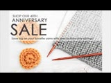 40th Anniversary Sale, May Preview