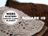 WEBS Mystery Crochet-A-Long Square #3