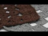 WEBS Mystery Crochet-A-Long Square #1