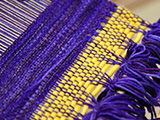 Weaving Tutorial: How to Hemstitch