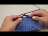How to Pick Up Dropped Stitches in Stockinette