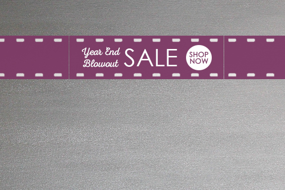 It's the Year End Sale!