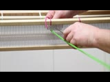 How to Thread Double Heddles